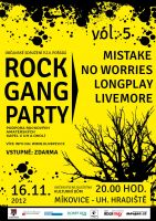 RockGangParty vol. 5