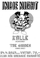 Indie Night: Kalle / The Guides